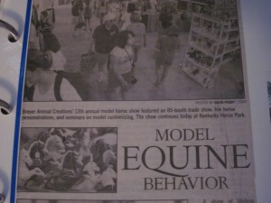 Breyerfest in the News