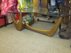 Adrian Pearsall Coffee Table - at a thrift store for $700!